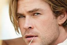 Chris Hemsworth/Thor / I give up. May as well dedicate a whole board to him, since he's taken over several of my other ones!