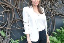 Angelina Jolie - style