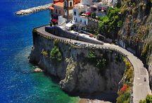 trip # 4 / Pompeii, Sorrento, Capri Island, Positano, Amalfi. Also: Naples, Ischia Island and Procida Island.