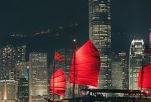 Voyager à Hong Kong