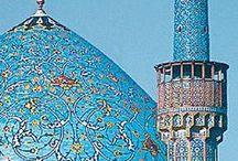 Moyen Orient / Inspiration pour des voyages au Moyen Orient : de l'Iran à la Turquie en passant par la Jordanie