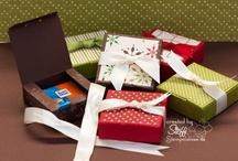 Geschenkverpackungen für RITTER SPORT / Tolle Verpackungen für RITTER SPORT Schokolade, größtenteils selbst gemacht