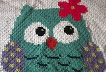 Crochet & Amigurumi Corner - Community board / You are welcome to pin your favorite patterns, tutorials, or anything about crochet, amigurumi and afghans! PLEASE LIMIT YOUR PINS TO 5 PINS PER DAY. Happy pinning! / by MissCro