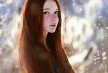 ♥ in love with long hair ♥ / by Mai Glöckchen