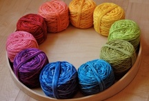 Yarn and color inspiration