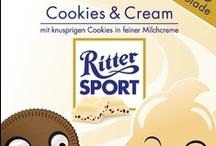 Blog-Schokolade: Top 20 Designs / RITTER SPORT Blog-Schokolade