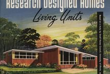 Vintage House Plan Catalogs / Period trade catalogs from the past tell us a lot about home design.