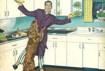 Vintage Kitchen Catalogs / A collection of archival trade catalogs from companies selling kitchen furnishings.