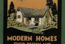 The 1920s home : a catalog history. / Period trade catalogs from the 1920s tell us a lot about the creation of homes of that era.