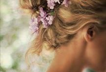 ♥ fairy hair ♥ / inspiration for all who need encouragement to let their rather thin and/or fine hair grow