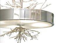Lighting / Chandeliers, table lamps, ambient lighting, natural lighting via windows and doors