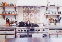 Kitchen / by Matilda Johnson
