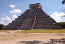 Zonas Arqueológicas / Fotos de las principales Zonas Arqueológicas del Estado de Yucatán.