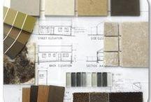Sample Color Boards / Sample Color Boards