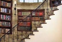 Libraries, Shelving & Closets