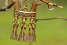 Kalevala Koru - riipukset (pendants)