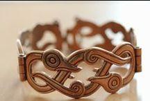 Kalevala Koru - rannekorut (bracelets)