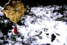 Kalevala Koru - joulukoristeet (christmas decorations)