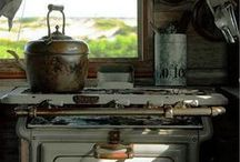 Pretty kitchens...