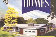 The 1960s house - a catalog history / Period trade catalogs from the 1960s tell us a lot about the creation of new homes in that era.