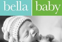 Bella Blue and Green / We're just a little obsessed with our logo palette!  Aqua Blue & Kelly Green are the official company colors for Bella Baby--if it's bella blue and green--we are pinning it!!    / by Bella Baby Photography