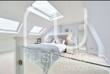 nuspace london loft conversion / Loft conversion in London. Are you interested in converting your loft? Here we are. #nuspacelondon #loftconversion #loftconversionlondon