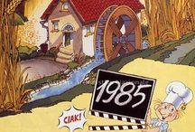Meravigliosi '80 e '90! / ... che nostalgia! / by Giovanna Caminiti