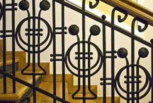 Handrails / Handrails are an essential safety feature of stairs and a complement to the design in every style.