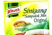 Pinoy Food Stuff