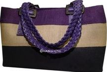 Handwoven Abaca Bags