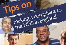 Complain for Change campaign / Visuals, photography and materials for the Parliamentary and Health Service Ombudsman campaign - Complain for Change