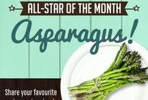 May all-star: Asparagus / Share your favourite recipes featuring our all-star of the month - asparagus - before May 31 for a chance to win great prizes! And don't miss our all-star announcements and Picks of the Month: sign-up for Live Green Toronto News to stay in the loop! Visit http://bit.ly/livegreennews today.