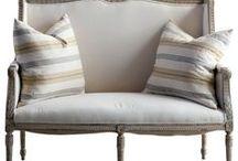Furniture: Chair+Sofa