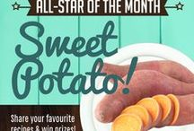 March all-star: Sweet Potato