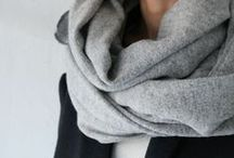 Scarves / Scarf - so comfortable and elegant.