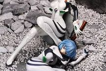 Figure: Lay Ayanami / Evangelion / PVC Figure Doll should be Enhanced Virtuality of 2 Dimensional Anime. I can feel the Depth of Love to the Character. Taking Photo of Figure is not easy way.