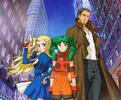 Anime: SoltyRei/Solty Revant: Full Resemble / SoltyRei is a Japanese anime series by Gonzo and AIC combining attributes of drama and sci-fi, about the inhabitants of a city where an Aurora prevents aerial travel. It is directed by Yoshimasa Hiraike and co-produced by TV Asahi, Gonzo and AIC with music by Toshiyuki Ōmori. On April 2, 2006, Funimation Entertainment confirmed at Anime Expo that it had the rights to distribute SoltyRei.