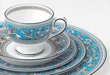 Wedgwood: Florentine Turquoise