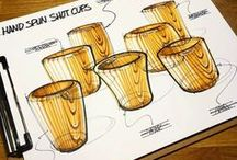 • Sketches Product Design •