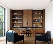 """Inspiration: """"Man Cave"""" / Inspiration for the Man cave / Study / Bar"""