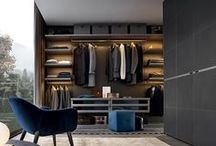Inspiration: Walk-in Wardrobe
