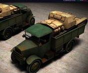 Military Trucks Fiat 38R