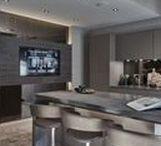 Sumptuous Luxury - Grid thirteen Luxury Kitchens & Living