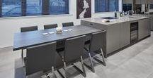 Shades of Grey - Grid thirteen Luxury Kitchens & Living