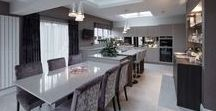 Elegant Entertaining - Grid Thirteen Luxury Kitchens & Living