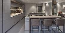 Cappuccino Hues - Grid Thirteen Luxury Kitchens & Living