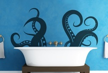 BATHROOM / Bathroom pictures for inspiration you can use to create your one of a kind bathroom getaways