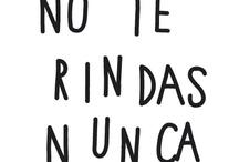 #NoTeRindasNunca