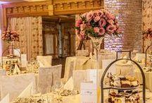 Wesela // Weddings / Pragniemy spełnić marzenia  o wspaniałym i niepowtarzalnym przyjęciu weselnym. //  We wish to meet the expectations and dreams of a great and unique wedding.