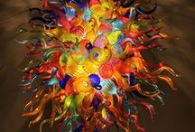 Glass: Chihuly Installations / by Sam S